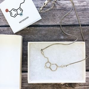 NWB Made With Molecules Serotonin Necklace